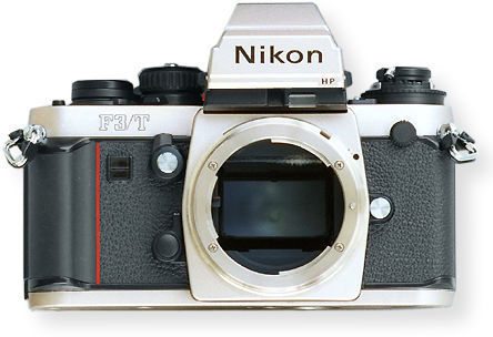 尼康相机收藏知识之三--F3