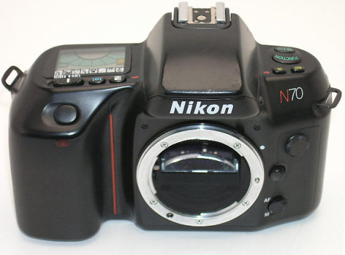 尼康相机收藏知识之五--F5