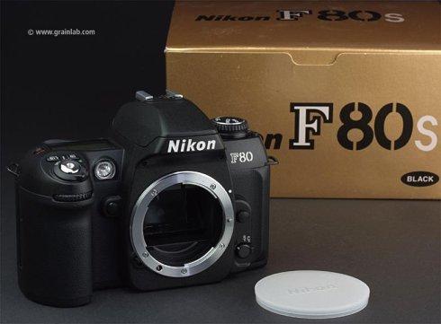 尼康相机收藏知识之六--胶片机的终结F6