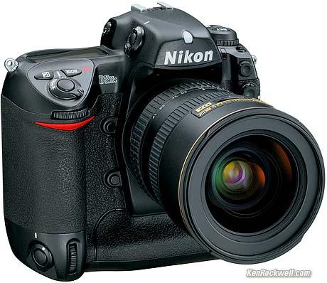 尼康数码相机收藏知识之一--D1D2D200D70