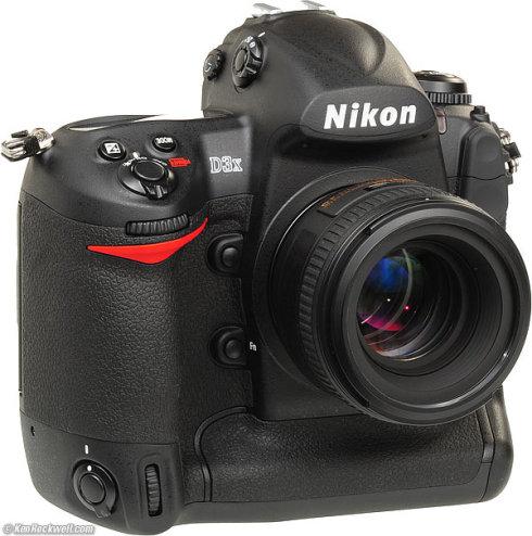 尼康数码单反相机收藏知识之二--D3D700D4