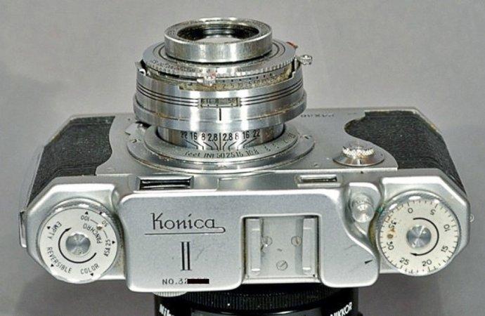 柯尼卡旁轴<wbr>KONICA<wbr>II系列介绍