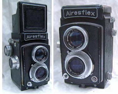 双反相机史话(34)日本双反机(1)Aires<wbr>双反机
