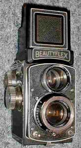 双反相机史话(45)日本双反机(12)Beauty<wbr>双反机