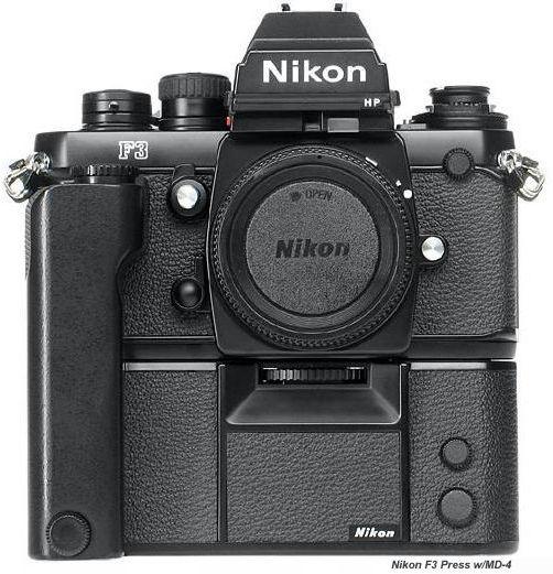 尼康F3HP按单反相机