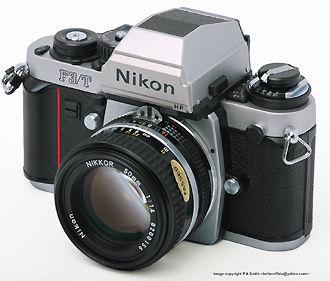 尼康F3HP泰坦限量/特别版前款