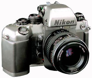 Nikon F4 Prototype 1988.image