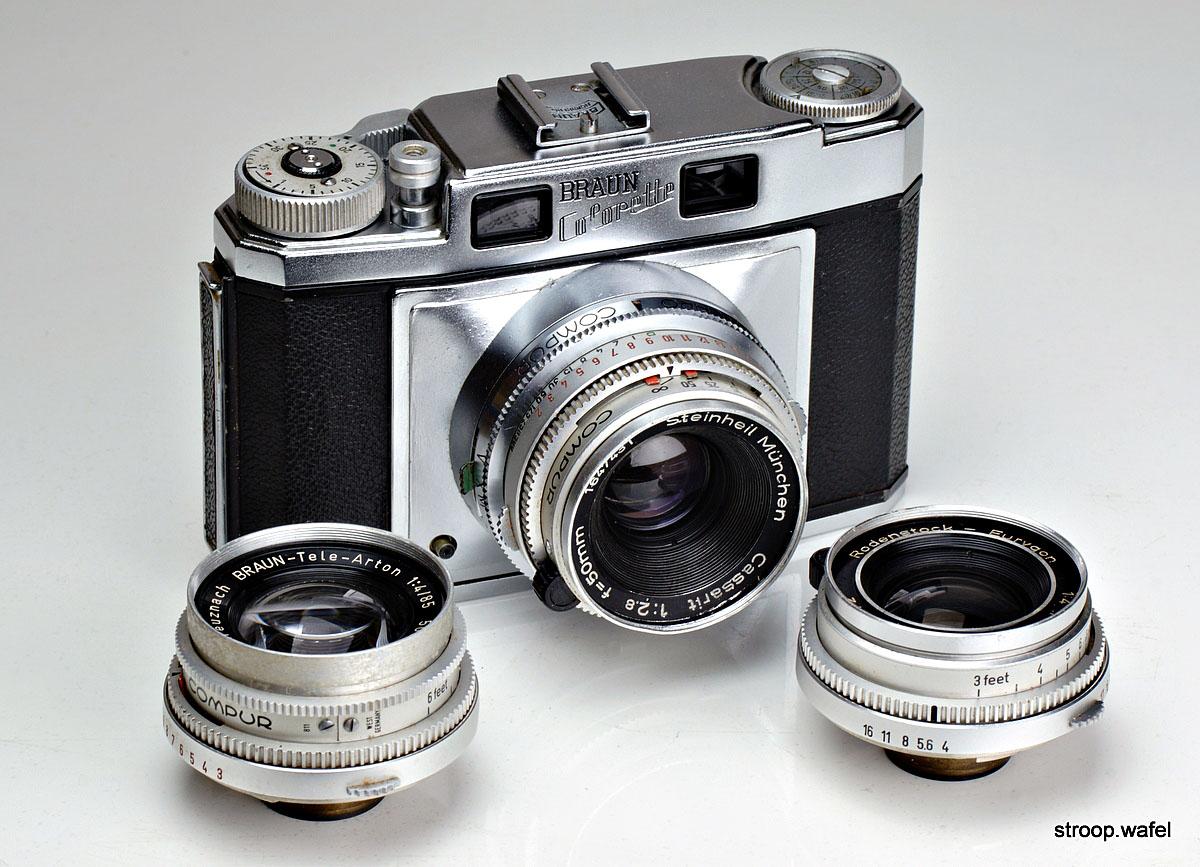 Braun Colorette Super II照片