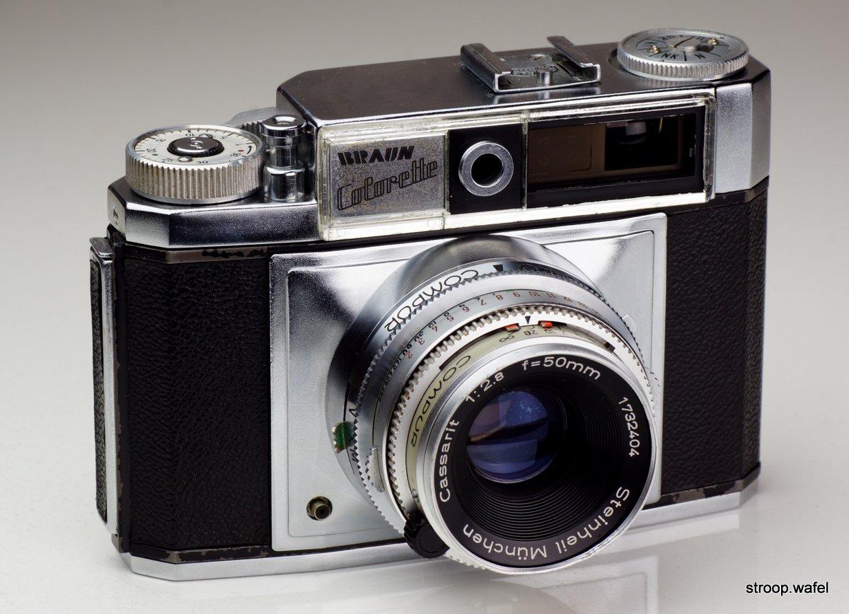 Braun Colorette超级IIL照片