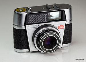 Braun Paxette IA Electromatic照片