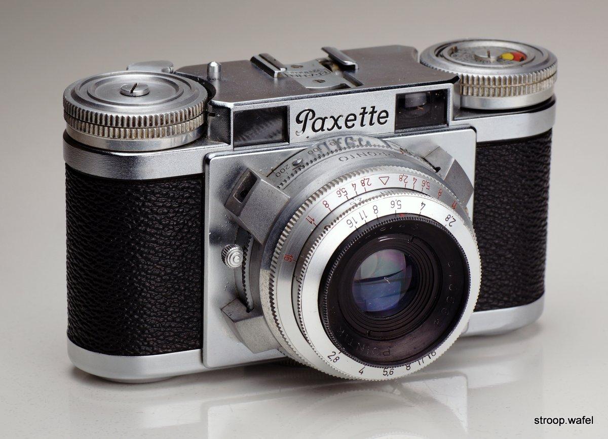 Braun Paxette II照片