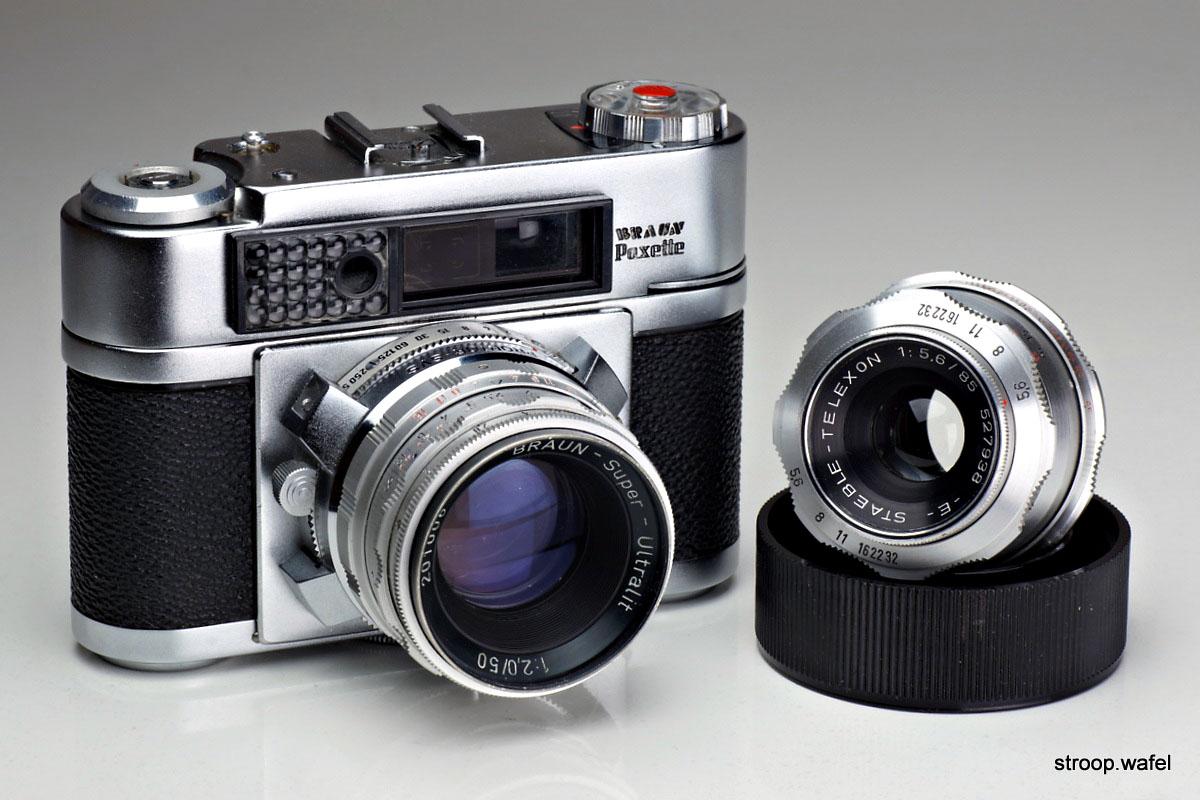 Braun Paxette Super IIBL照片