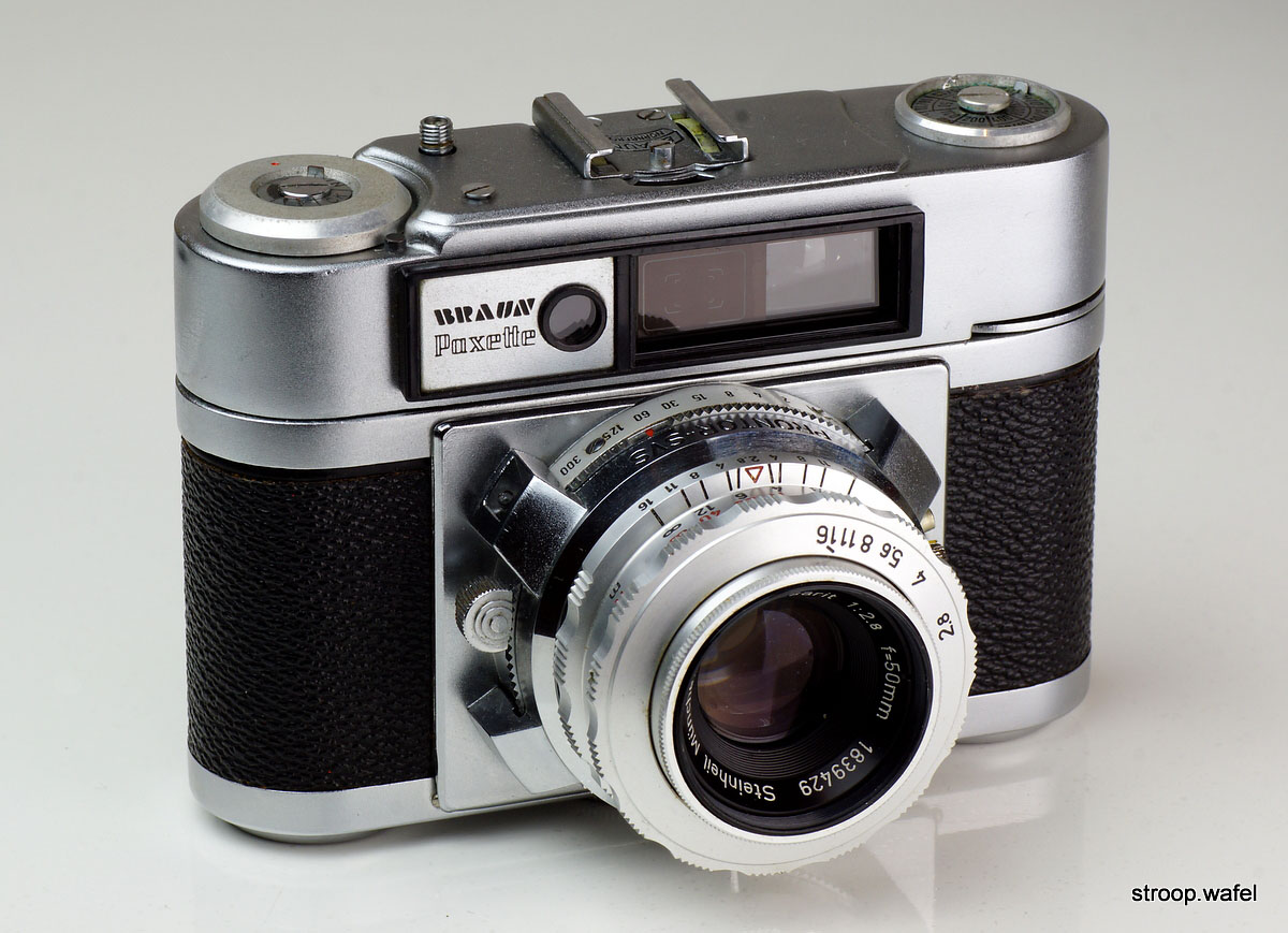 Braun Paxette超级IIL照片