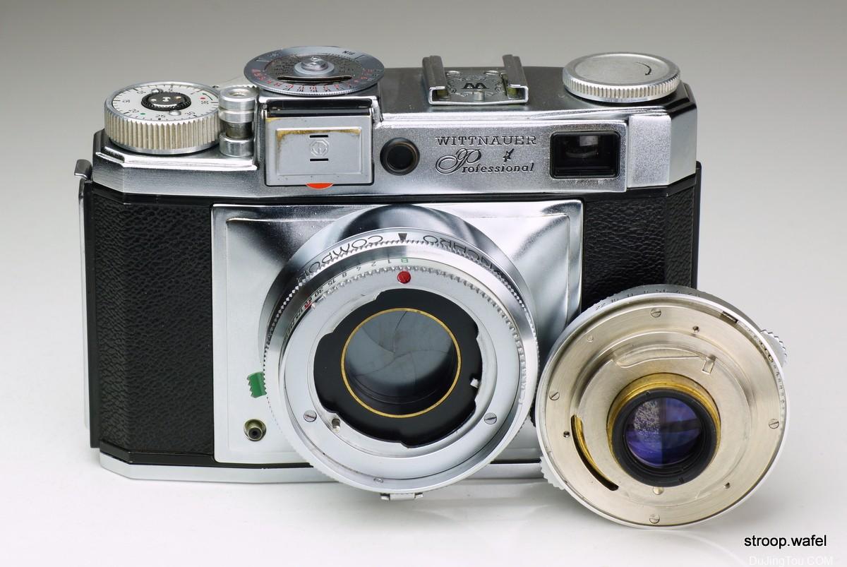 Braun Compur镜头卡口照片