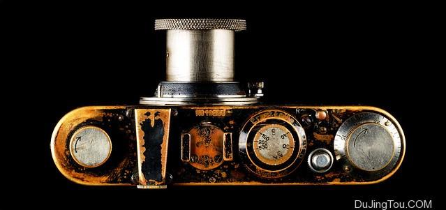 早期生产的Leica I Camera 图像,由Austin Calhoon