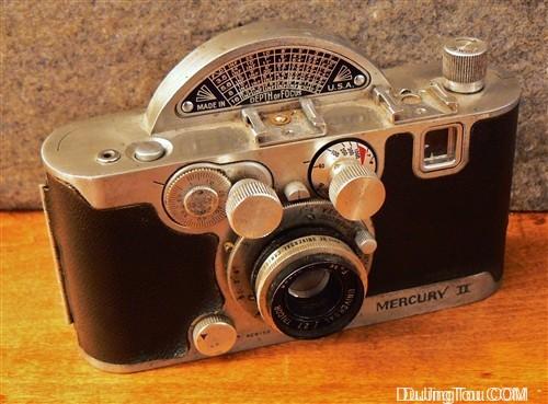 """水星II –与63岁的""""经典""""摄影师合影"""
