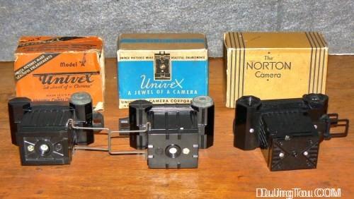 相机的瑰宝:UniveX的阴暗起源