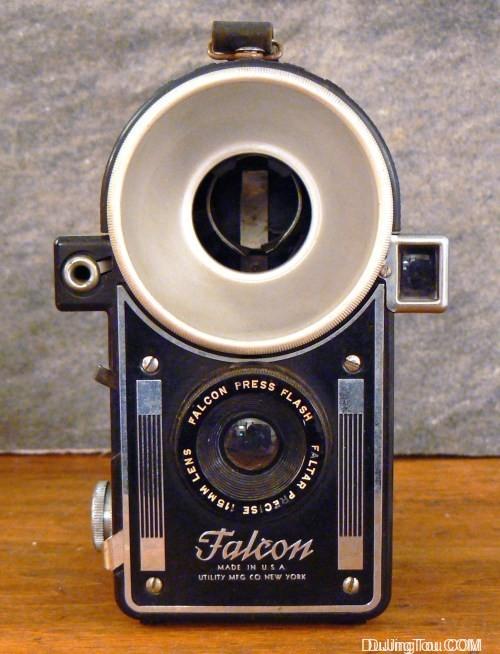 装饰艺术大战:Spartus,Falcon和Kodak