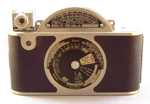 """""""这是当年美国对世界上最牛逼相机的挑战"""" – UniveX Mercury Model CC"""