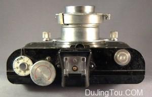 The Universal Vitar备用零件制成的相机