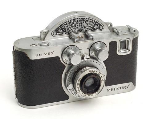 Univex Mercury水星半格相机