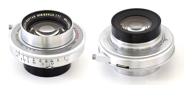 Wollensak Oscillo-Raptar 50mm F1.5 镜头测试
