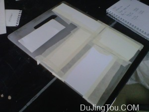 印相相纸:用盐和硝酸银溶液制成具有最佳成像的相纸