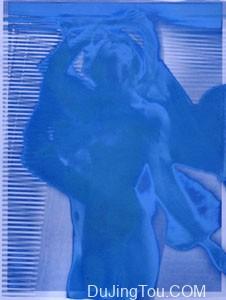 印相:晒版中蓝色调子的配方