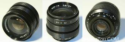 和平VOMZ MIR-1B (МИР-1B) 37mm/F2.8 (M42)俄罗斯镜头测试及样片