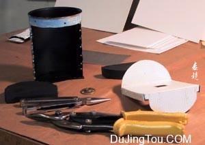 如何制作一个咖啡罐针孔照相机
