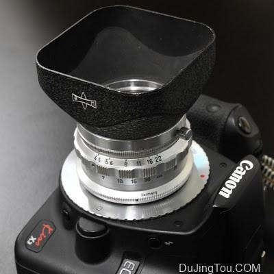 白银版Steinheil München CULMIGON 35mm/F4.5镜头测试及样片