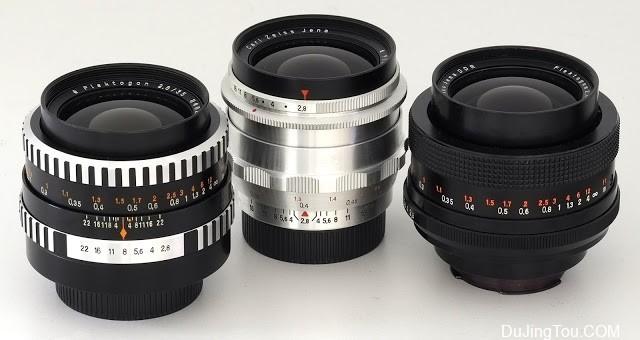 第二版:CZJ FLEKTOGON (M42) 35mm 三个版本镜头测试及样片