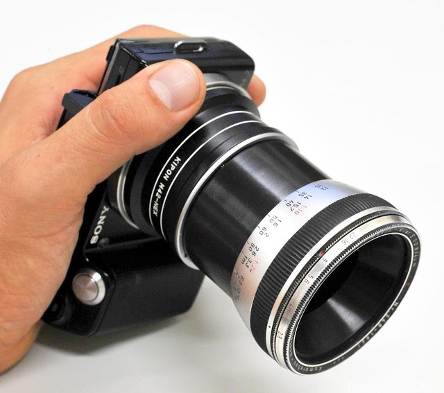 第二版:Kamerabau-Anstalt-Vaduz Kilfitt-Makro-Kilar E(APO) 4cm F2.8 (M42) 镜头测试及样片