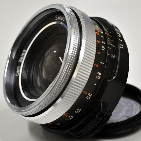 蔡戒Carl Zeiss SKOPAREX 35mm/F3.4镜头测试及样片