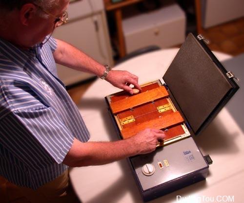 Argyrotype印相工艺配方及流程