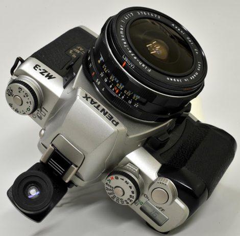 Asahi Opt. Fish-eye-TAKUMAR 17mm/F4(M42)镜头测试及样片