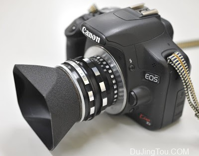 BEROGON 35mm/F3.5 (M42)镜头测试及样片