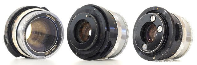 Carl Zeiss Ultron 50mm/F1.8 (M42)镜头测试及样片