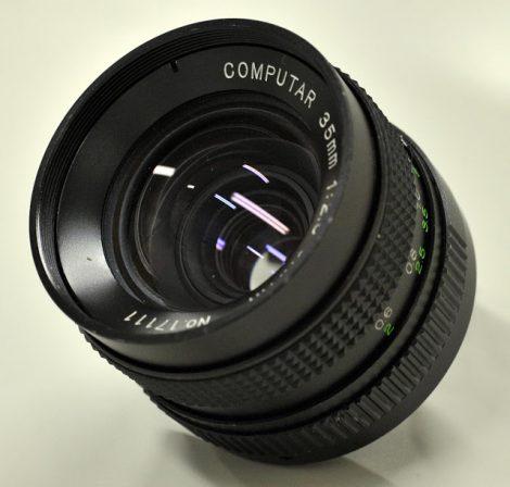CBC COMPUTAR 35mm/F2.8(M42)