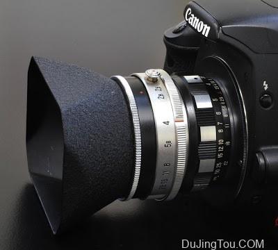 Fujita JUPLEN 35mm/F2.5 (M42) 藤田光学工业镜头测试及样片