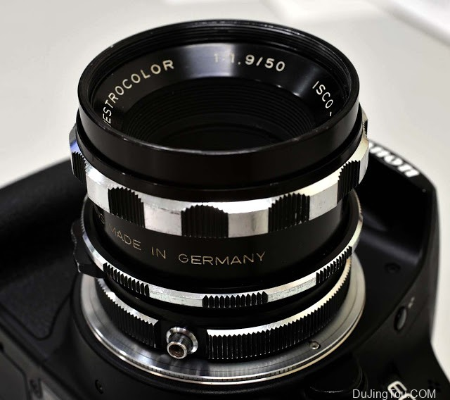 Isco-Göttingen WESTROCOLOR 50/1.9 (M42) 镜头测试及样片