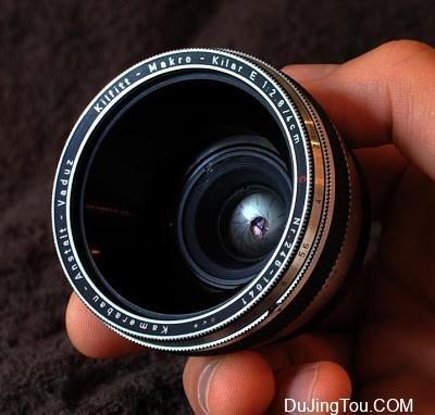 Kilfitt-Makro-Kilar Model-E(APO) 40mm/F2.8 (M42)镜头测试及样片