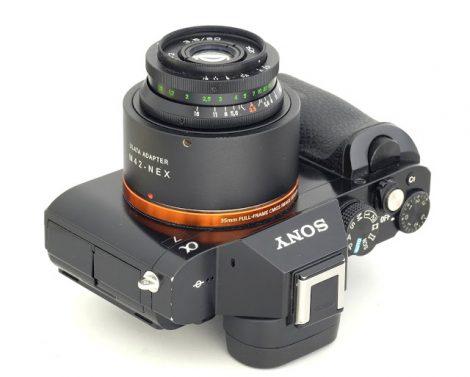 KMZ INDUSTAR 50 (M39/M42) 和INDUSTAR 50-2 (M42)俄头茵度斯塔尔镜头测试及样片