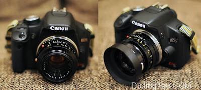 LEITZ WETZLAR SUMMICRON-R 50mm/F2 Type-I (1-cam)徕卡镜头测试及样片