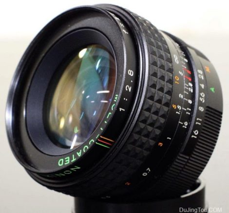 Makina Optical Co. AUTO MAKINON 28mm / F2.8(M42)镜头测试及样片