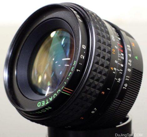 Makina Optical Co. AUTO MAKINON 28mm / F2.8(M42)镜头测试及样片