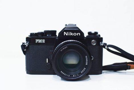 Nicole:我的第一台胶片相机