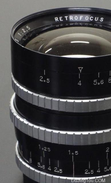 P.ANGENIEUX PARIS RETROFOCUS Type R1 35mm/F2.5 (M42)镜头测试及样片