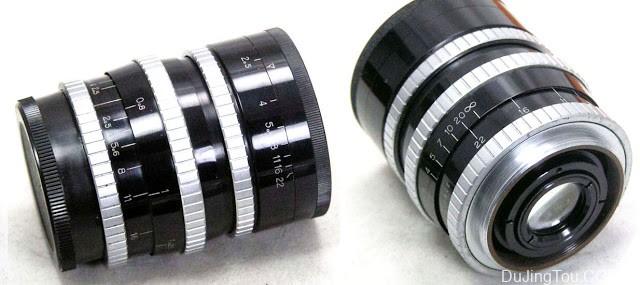 P.Angenieux Retrofocus Type R1 2.5 / 35 (M42)镜头评测及样片Rev.2修订版