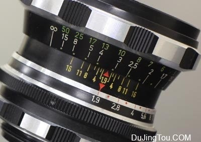 Rodenstock Heligon 50mm/F1.9 (M42 mount)罗顿镜头评测及样片